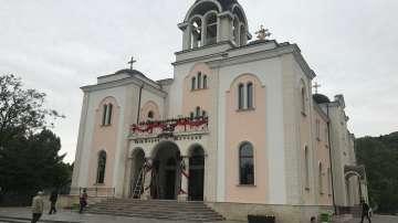Патриарх Неофит открива нов храм в Ловеч