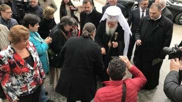 Патриарх Неофит открива нов храм в Ловеч (ГАЛЕРИЯ)