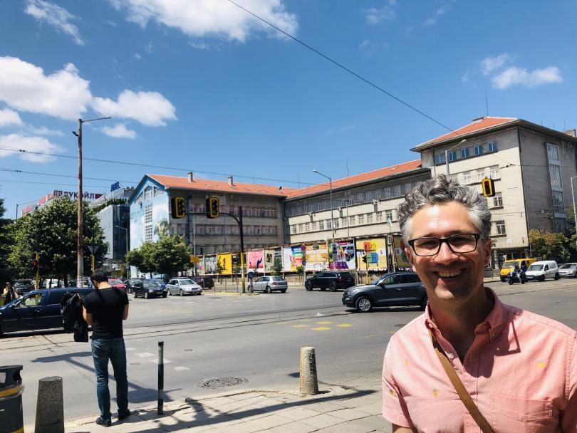 снимка 10 Отвъд границите: Петко Физиев: Човешкото тяло прилича на химическа машина
