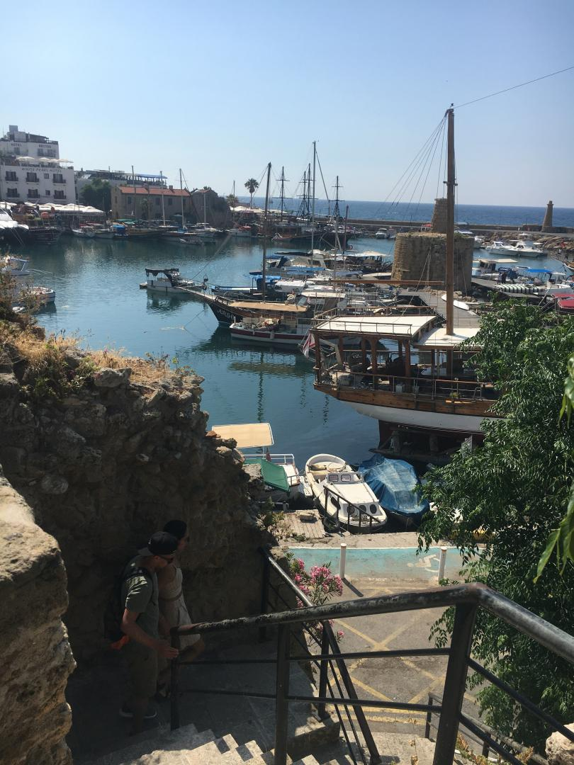 снимка 15 Северен Кипър - средиземноморски бриз край стария фронт