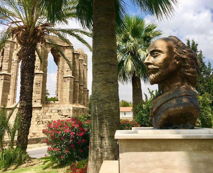 снимка 1 Северен Кипър - средиземноморски бриз край стария фронт