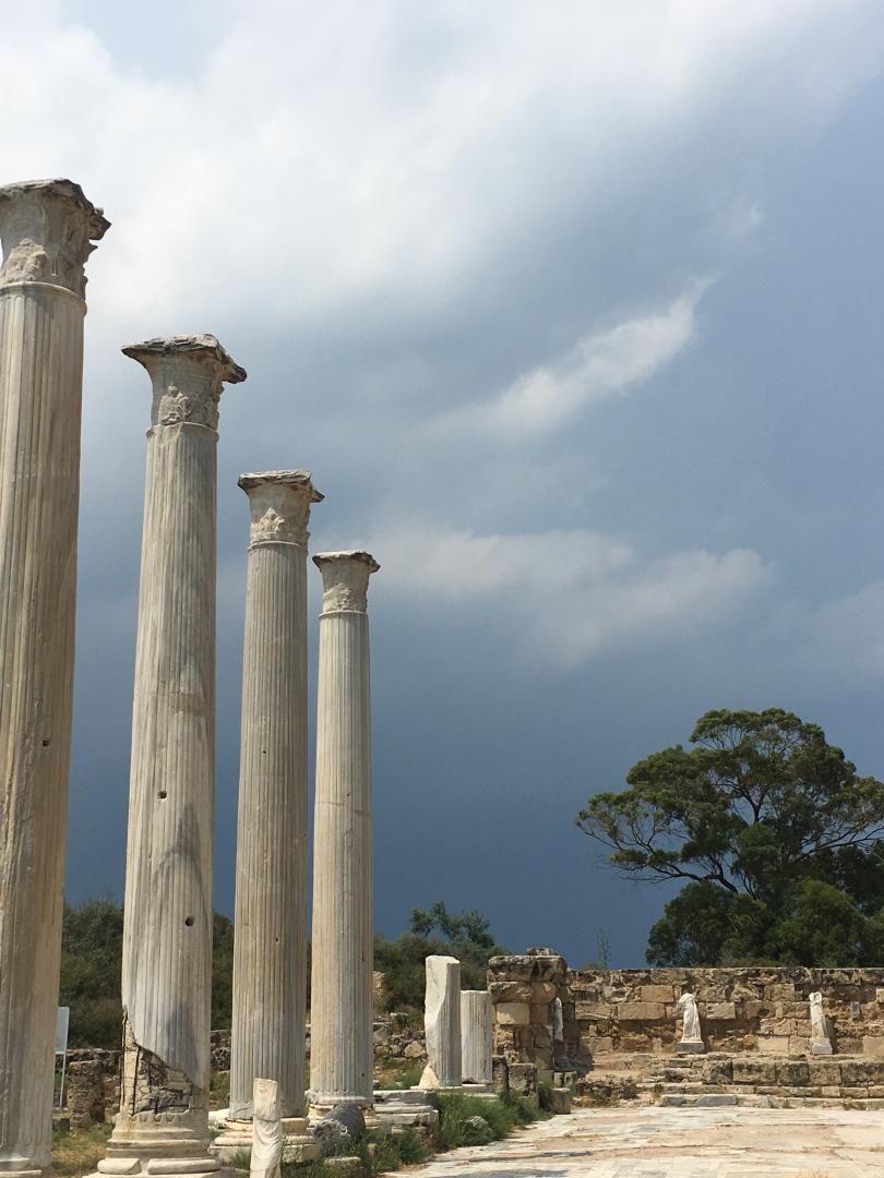 снимка 23 Северен Кипър - средиземноморски бриз край стария фронт