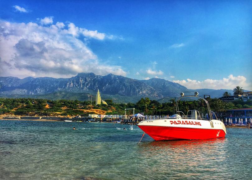 Северен Кипър - средиземноморски бриз край стария фронт