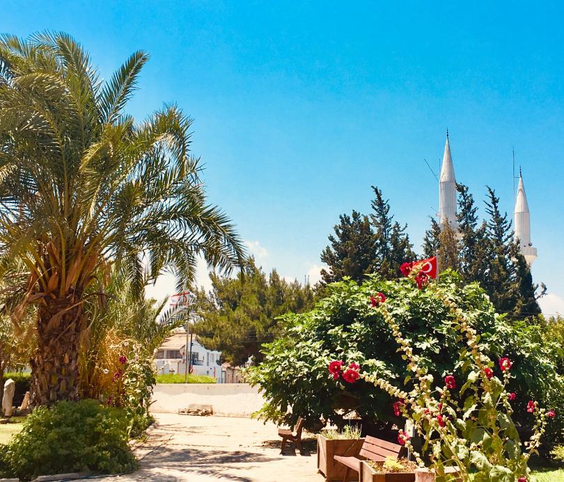 снимка 28 Северен Кипър - средиземноморски бриз край стария фронт