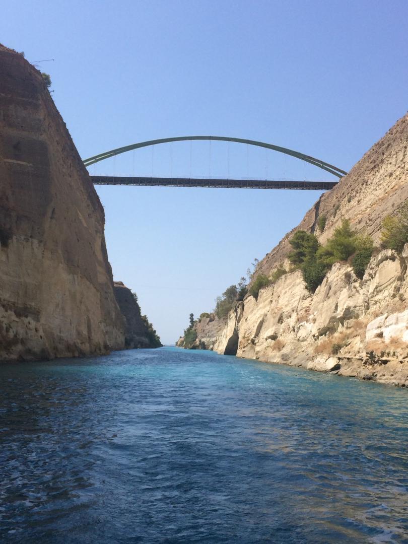 снимка 13 Итака, Коринт и Ангистри - малките бижута на Гърция