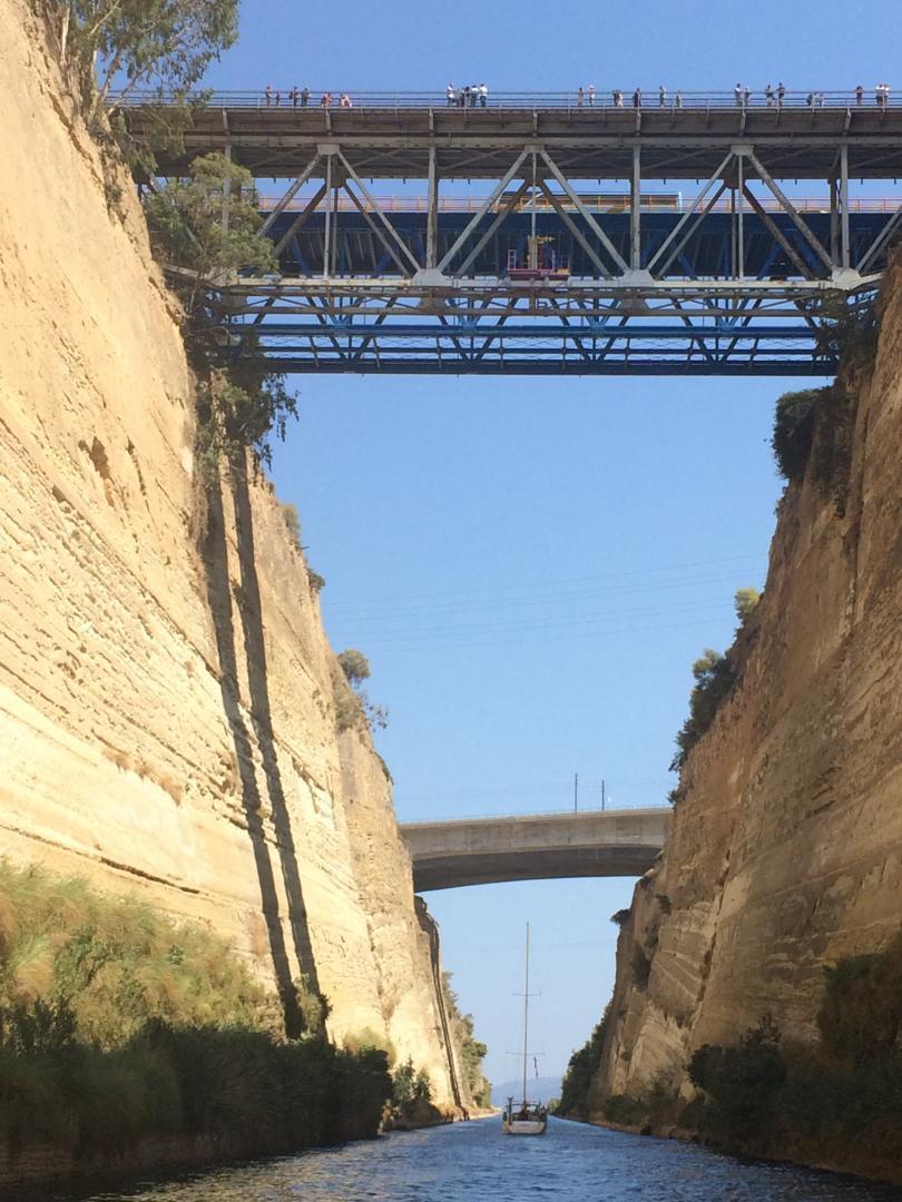 снимка 16 Итака, Коринт и Ангистри - малките бижута на Гърция