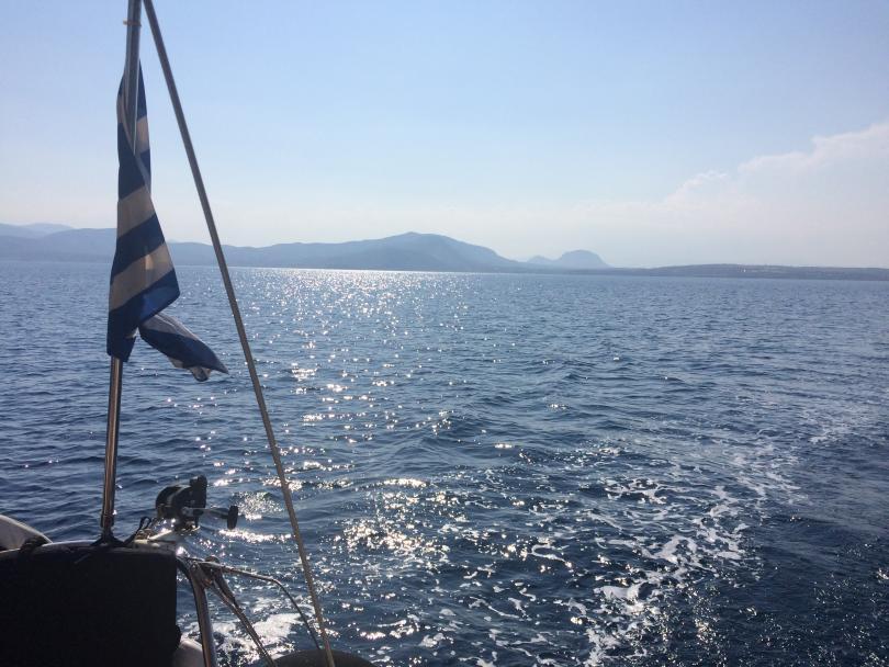 снимка 17 Итака, Коринт и Ангистри - малките бижута на Гърция