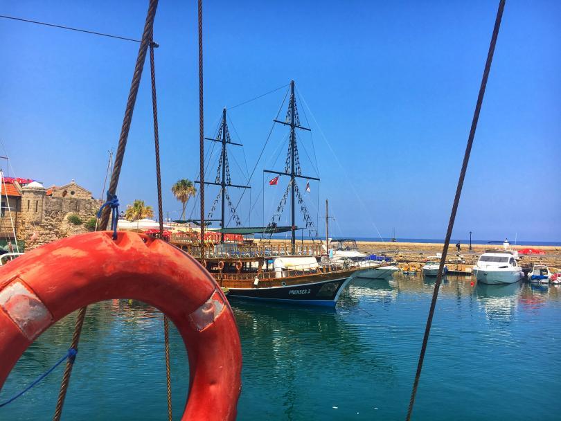 снимка 4 Северен Кипър - средиземноморски бриз край стария фронт