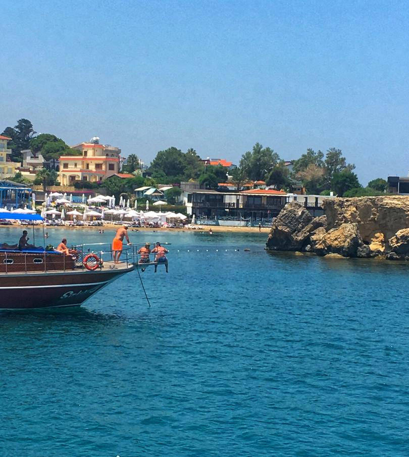 снимка 5 Северен Кипър - средиземноморски бриз край стария фронт