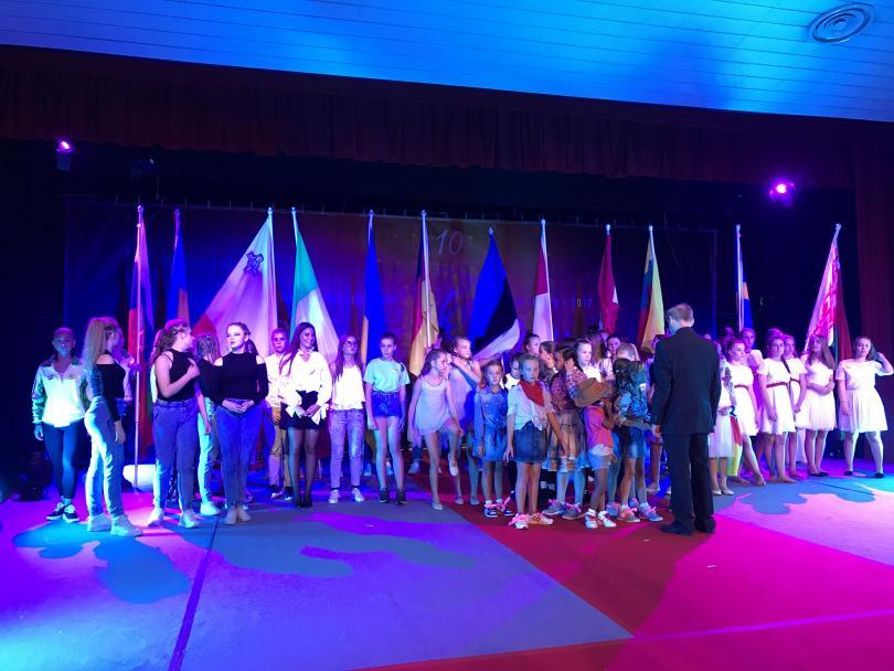 снимка 1 Във Венеция беше открит Международният младежки фестивал Орфей в Италия