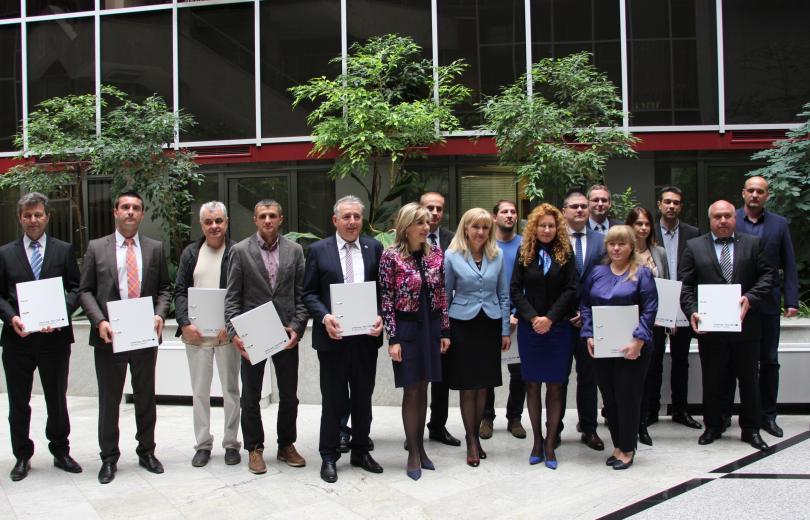 одобриха проекта трансграничната програма сърбия