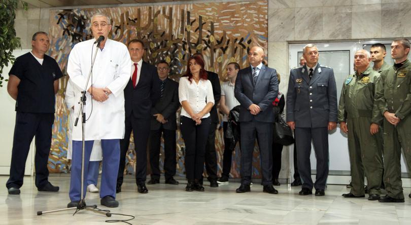 снимка 2 ВМА отбеляза Европейската седмица на донорството