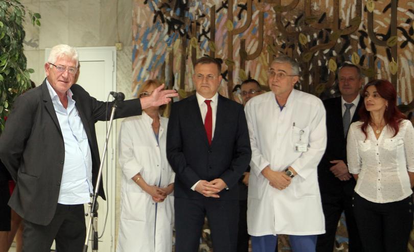 снимка 6 ВМА отбеляза Европейската седмица на донорството
