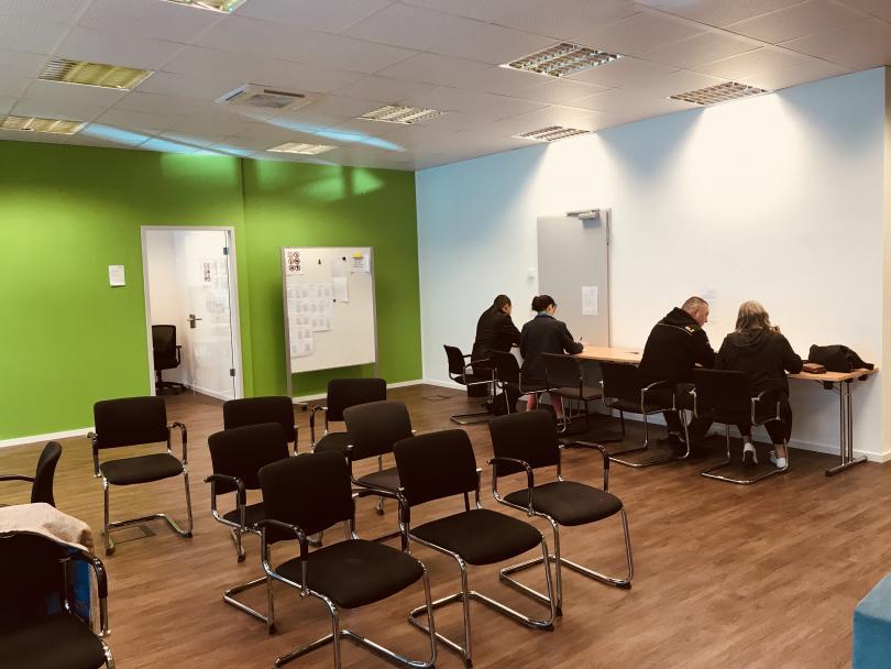100 души гласуваха до обед в Кьолн