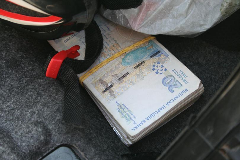 снимка 11 ГДБОП разби организирана престъпна група за наркотици в Бургаско