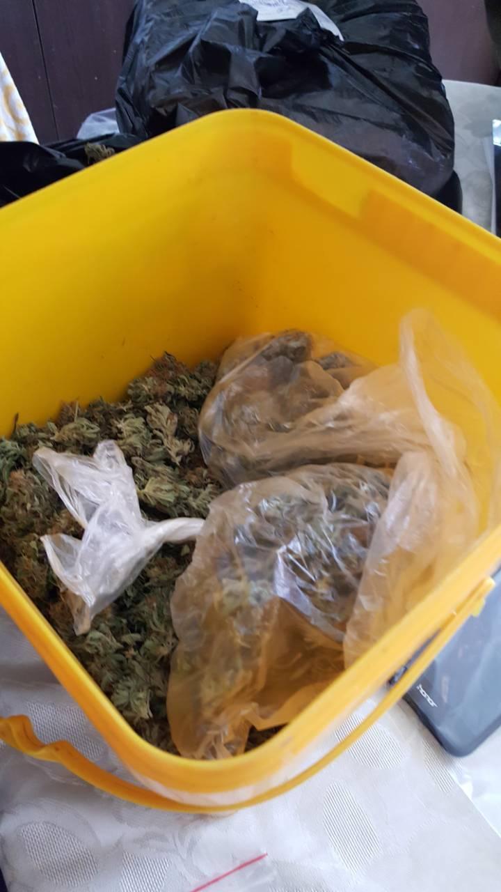 снимка 15 ГДБОП разби организирана престъпна група за наркотици в Бургаско