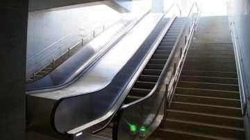 Отново ескалатори на Централна ЖП гара - София