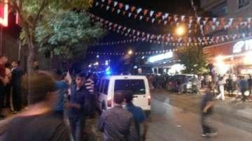 Взрив на сватбено тържество в турския град Газиентеп