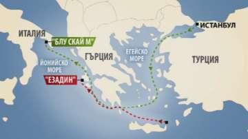 ЕС: Гърция да засили управлението на морската си граница с Турция