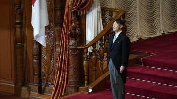 Японският император Нарухито ще бъде коронован на 22 октомври