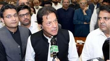 Новият премиер на Пакистан Имран Хан положи клетва