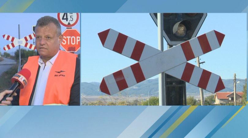 54-годишна жена загина в катастрофа между влак и лек автомобил