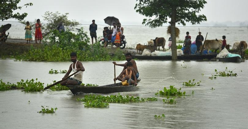 Над 5 милиона души са засегнати от наводненията в Индия