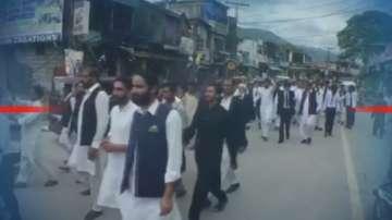 Напрежение между Индия и Пакистан заради Кашмир