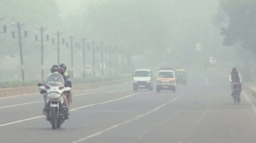 Въздухът в Индия - опасно мръсен