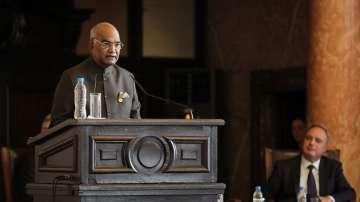 Президентът на Индия изнесе лекция в Софийския университет