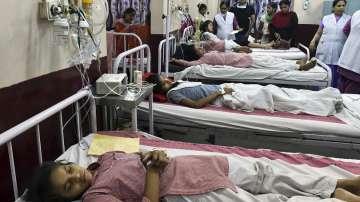 Около 300 ученички са пострадали след изтичане на газ в Делхи