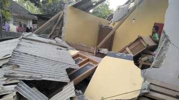 10 жертви след трус с магнитуд 6,4 по Рихтер в Индонезия