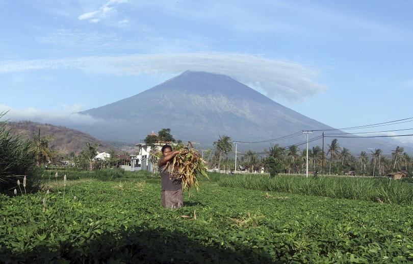 снимка 1 Десетки хиляди евакуирани заради вулкани в Индонезия и Вануату