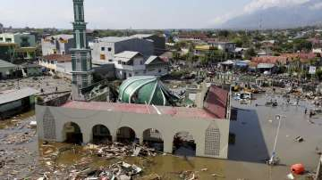 Над 800 са жертвите на мощните земетресения и цунамито в Индонезия