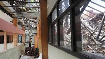 Силно земетресение разлюля индонезийския остров Ява