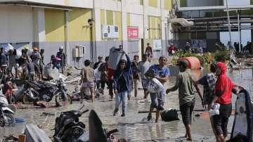 Броят на жертвите в Индонезия расте, ново земетресение на остров Сумба