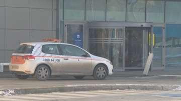 Обраха инкасо автомобил в столицата