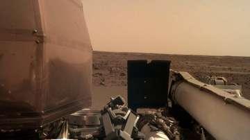 НАСА потвърди успешното кацане на ИнСайт на Марс