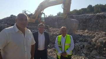 """На 15 август започва строителството на нов участък от АМ """"Хемус"""