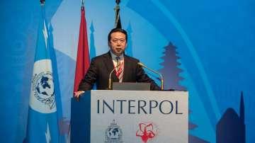 Директорът на Интерпол е задържан от китайките власти за закононарушения