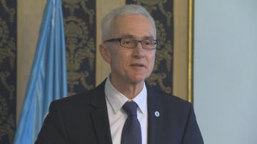 Генералният секретар на Интерпол:България е транзитна страна за криминални групи