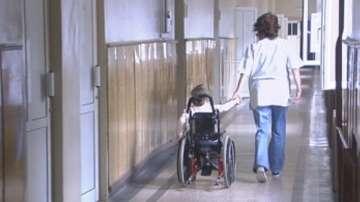 Родители на деца с увреждания отново излязоха на протест