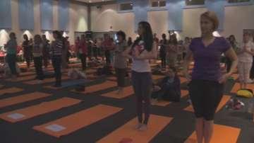 Световен ден на йогата