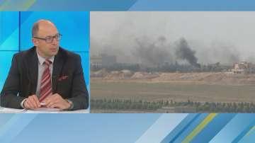 Турската операция в Сирия - коментар на Йордан Божилов