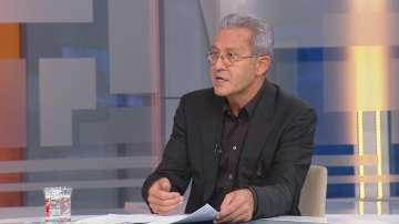 Йордан Цонев: Действията на ГЕРБ ни карат да мислим, че ксенофобска партия