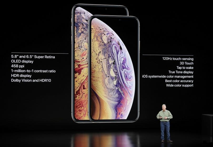 iPhone X и iPhone XS имат сходен външен вид с предшественика си