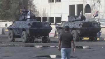 Пети ден на протести и сблъсъци в Ирак