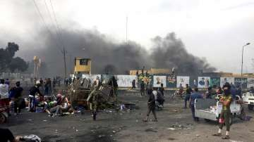 Протестите в Ирак взеха жертви