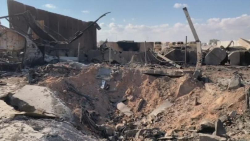 109 американски войници са получили мозъчно сътресение при иранския обстрел