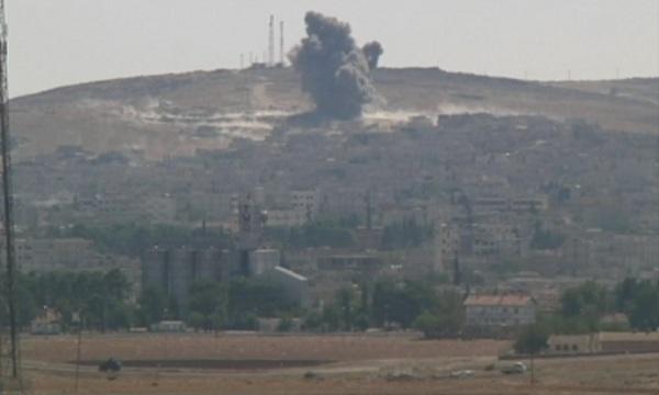 нова химическа атака ислямска държава ирак